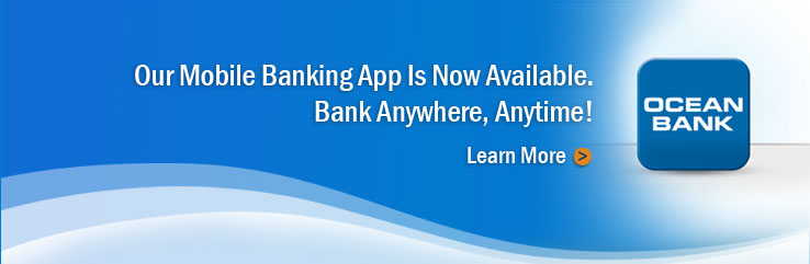 Our Mobile Banking App Is Now Available. Your Time is as Valuable as Your Money. Bank Anywhere, Anytime! Learn More.