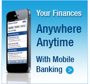 Your Finances, Anywhere, Anytime.