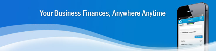 Your Business Fnances, Anywhere Anytime