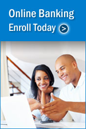 Online Banking. Enroll Today.