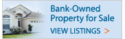 Bank Owned Properties for Sale. View Listings.